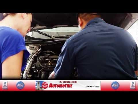 Auto Repair & Service, Boise, Idaho. Mechanic,