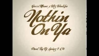 Gucci Mane ft. Wiz Khalifa - Nothing On You (Official Music)