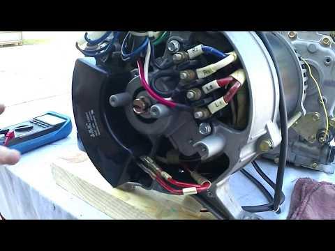 Portable Generator end Testing ( Brushless) LCT brand thumbnail