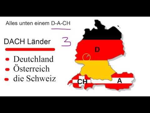 German Grammar: Stadt, Bundesland, und Land (DACH)