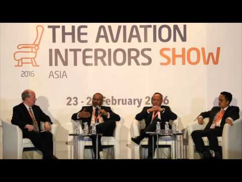 Terminal Design - Aviation Festival Asia 2016 (Part 1/2)