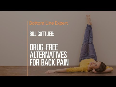 Drug-Free Alternatives for Back Pain