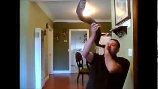 testimonio shofar natural para el hermano hector rodas