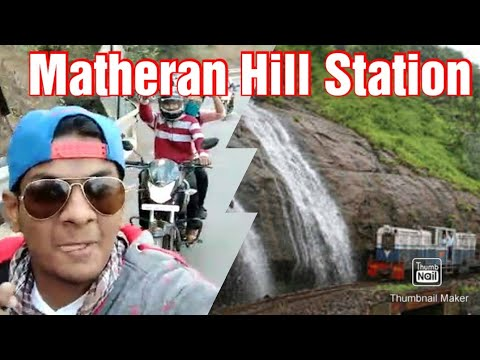 Matheran Hills Station || Video Of Ghat || Full Enjoyment || Pravin Jalora