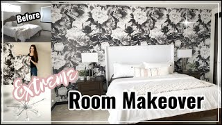 EXTREME ROOM MAKEOVER | Before…