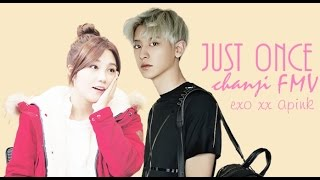 「Just Once FMV」Jung Eunji and Park Chanyeol