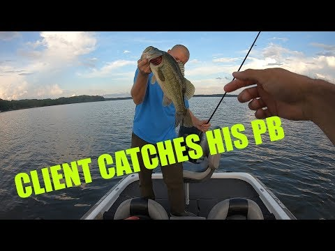 Potomac River Bass Fishing Guide Service - Summer Trips