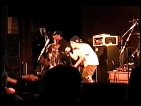 the Dingees live @ Croatian Cultural Centre Vancouver BC Canada Friday October 2 1998