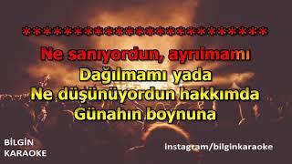 Yıldız Tilbe - Ben Senin Var Ya (Karaoke) Türkçe