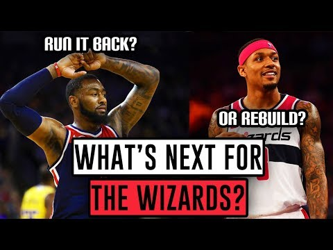 What's Next For The Washington Wizards?