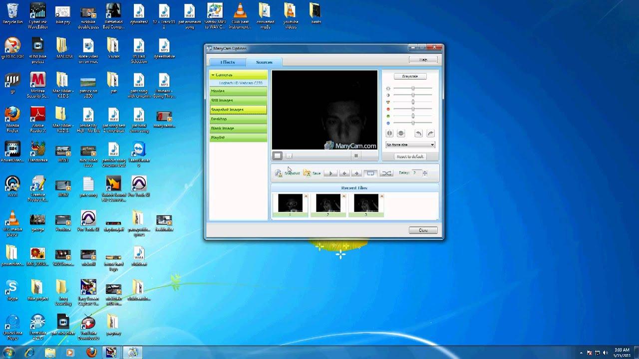 Magic Camera - Webcam Effects, fun Webcam