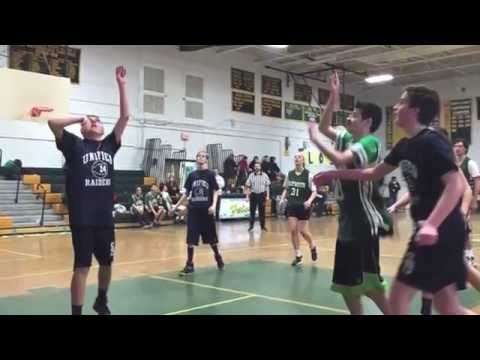 Special Olympics Massachusetts MIAA Unified Basketball