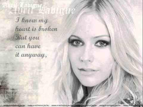Avril Lavigne- Heaven