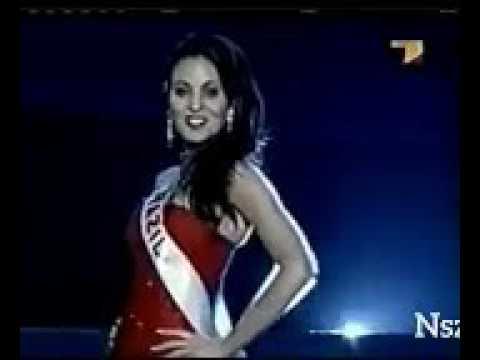 Miss Universe Brazil 2004 Fabiane Niclotti Tribute