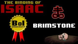 BoIU - Quick Guide - Brimstone