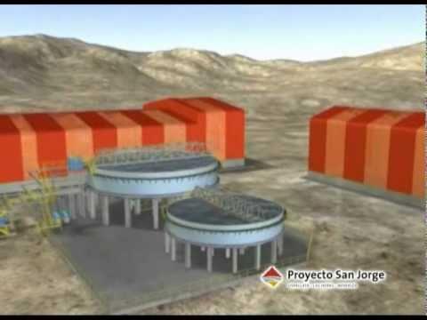 Proyecto Minera San Jorge