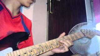 Dan byrd Boulevard solo guitar