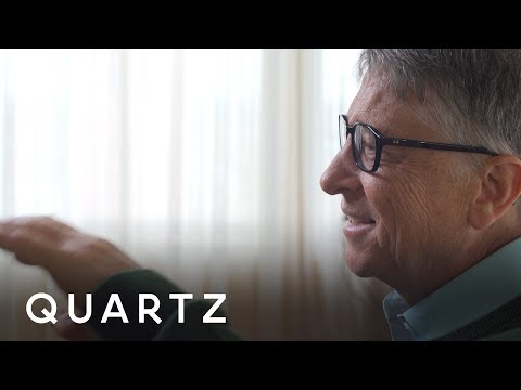 """Bill Gates: """"If anybody says we don't need the media, that's a little scary"""""""