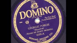 Pelham Inn Society Orchestra - Georgie Porgie