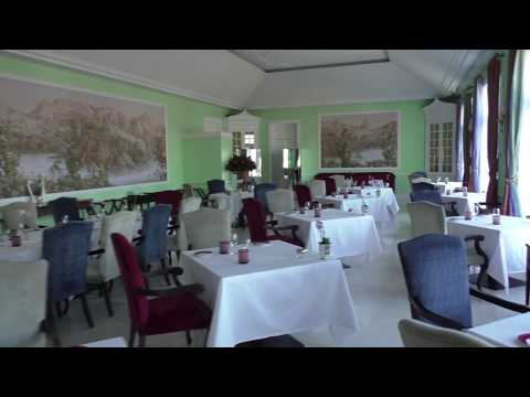 Tour of the Michelin star The Yeatman's Restaurant