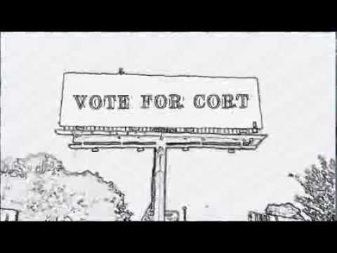 2014 Nevada Elections Controller Cort Billboard