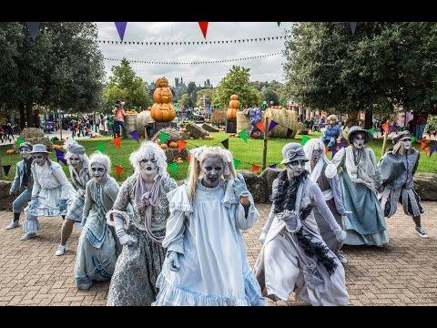 Alton Towers Scarefest Vlog October 2016