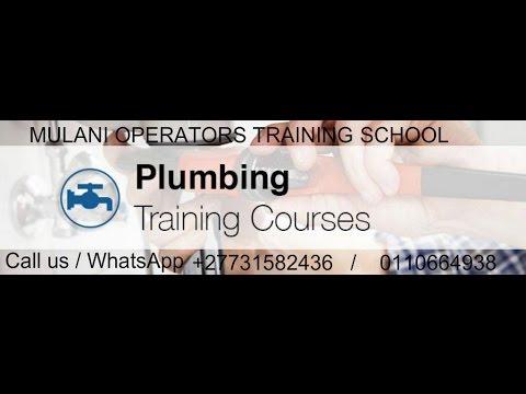 BASIC PLUMBING  & TADE TEST TRAINING 0731582436 Polokwane, Pretoria, Johannesburg, Welkom