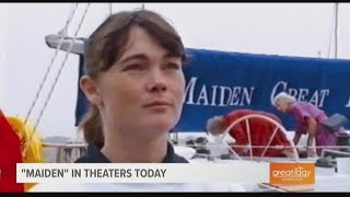 """Maiden"" The First Ever All-female Crew To Sail Around The World"