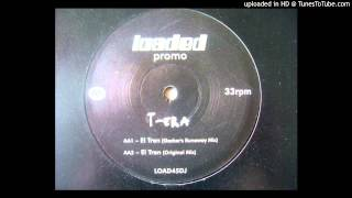 T-Era - El Tren (Original Mix)