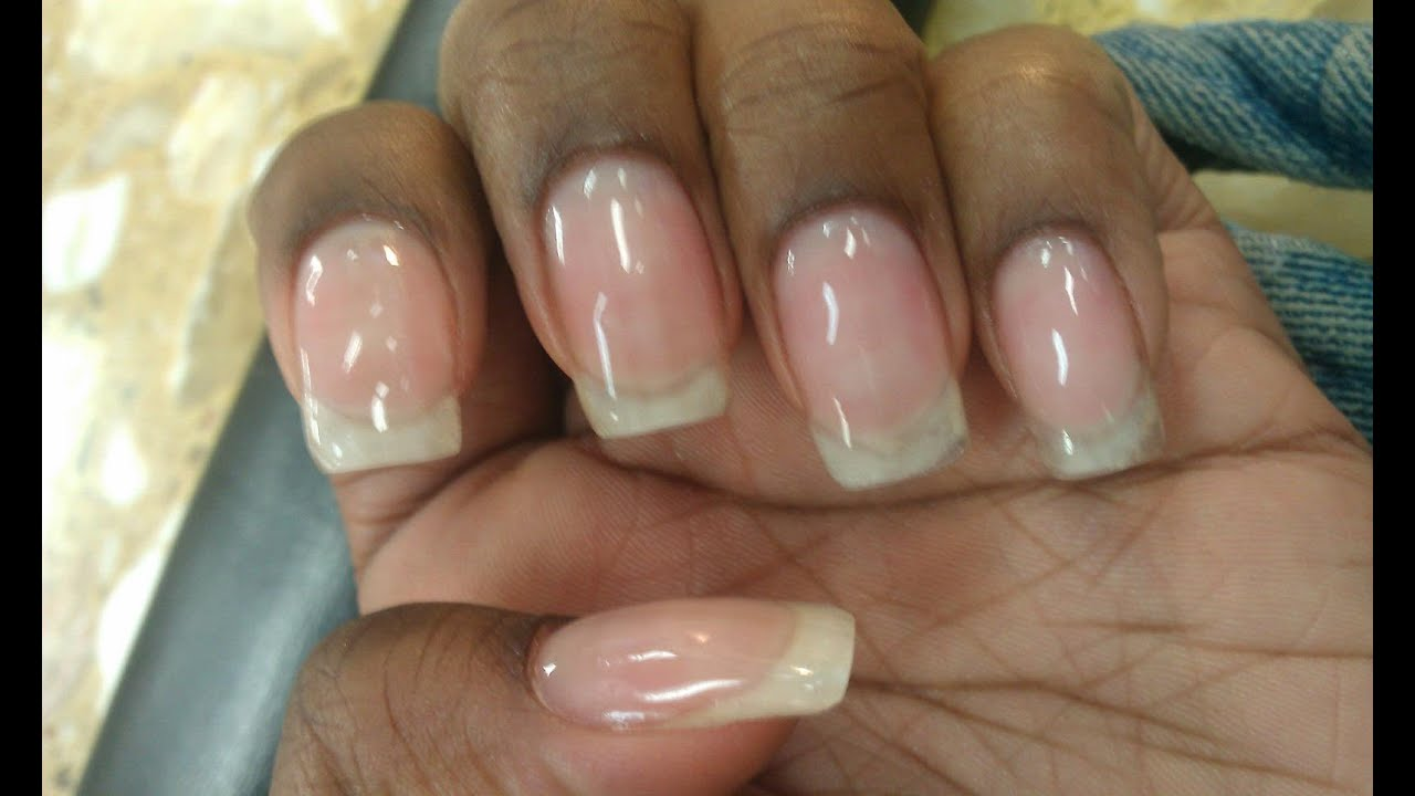 How To Grow Long Healthy Nails - YouTube