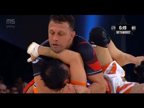 Renzo Gracie vs. Kazushi Sakuraba (Metamoris 5 Gracie Breakdown)