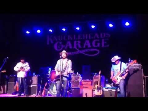 Reckless Kelly-Vincent black lighting-knuckleheads-KC