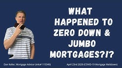 Edmonds Mortgage Broker Explains What Happened To JUMBO Mortgages in 2020