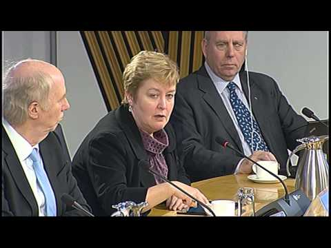 Health and Sport Committee - Scottish Parliament: 2nd February 2016