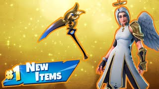 NEW Ark Skin & Virtue Pickaxe! Fortnite Live Stream!