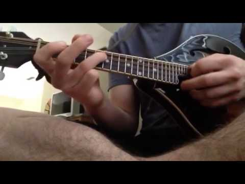 The Fox- Nickel Creek (Mandolin break)