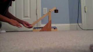 The Counter Weight Trebuchet Gesualdo