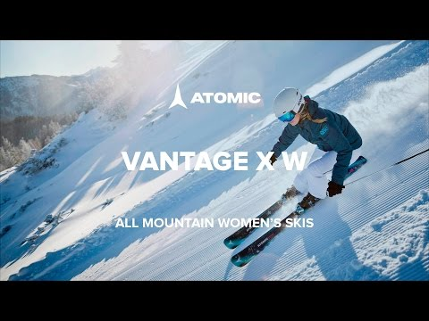 Atomic Vantage X W All Mountain Women's skis