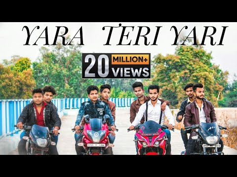 Tere Jaisa Yaar Kahan - Rahul Jain | Yaara Teri Yaari | Yaarana | Kishore Kumar |cover