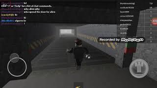 Can't kill killers in roblox