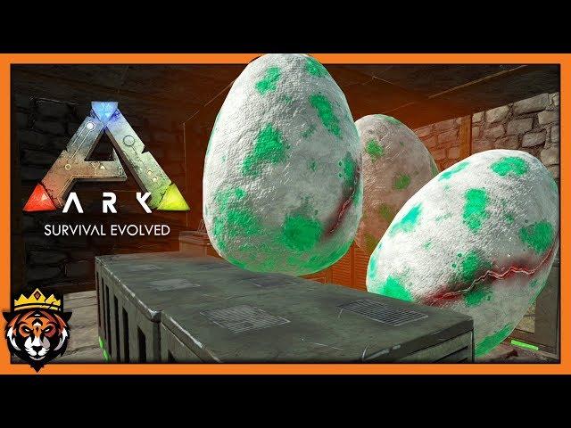 We Went OVERBOARD & Primal Boss Fight! (Ark Survival Evolved