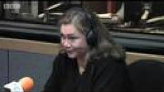 Kathleen Turner Gets Steamy on Simon Mayo - BBC Radio 5 Live
