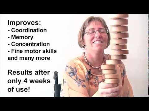 Iets Nieuws Inimove Alprovi een hulpmiddel om de fijne motoriek, concentratie #LL06