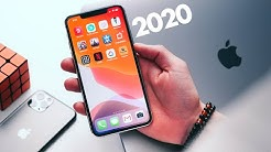My Favourite iPhone Apps - 2020
