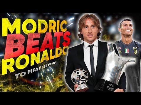 LEAKED: Luka Modric To Win The FIFA Best Award Over Cristiano Ronaldo! | Euro Round-Up