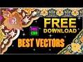 Free Download Vectors for Corel And Adobe illustrator By #msbgrafix