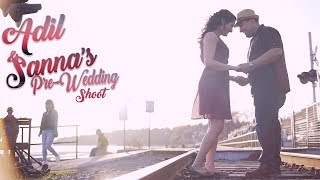Adil and Sanna's Pre Wedding Shoot By Midda Productions (Part-2)