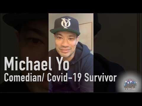 Covid-19 Survivor Comedian Michael Yo Says He Watched Patients Die Alone In The Hospitals