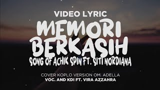 Single Terbaru -  Video Lirik Memori Berkasih Koplo Version