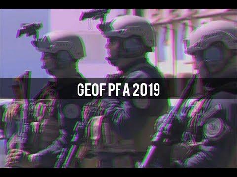 GEOF - GEO 1 Fuerzas especiales PFA 2019